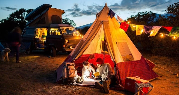 Zion View Camping Kits-Ready to camp! Pets/Kids!