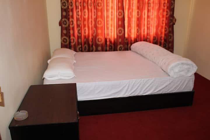 Newari Home  in bhaktapur Dattatraya square