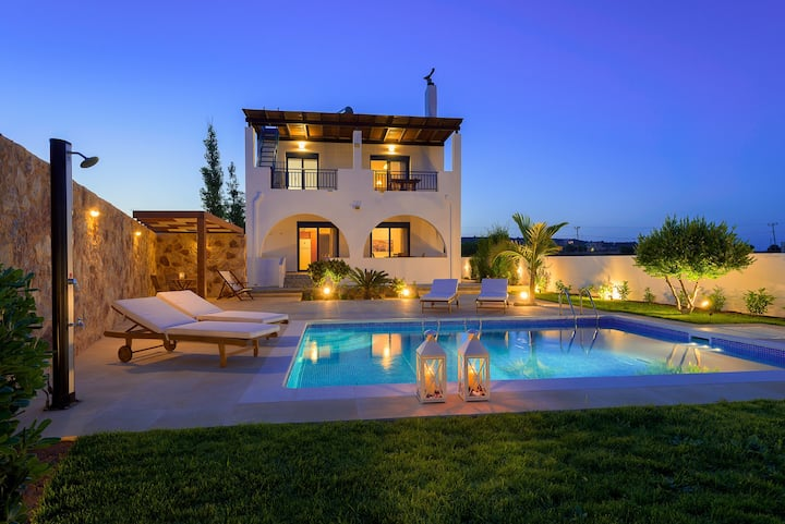 Villa Deep Blue w private pool