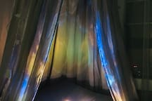 【拾光】ins北欧风 大落地窗台 观景房 市中心百货大楼