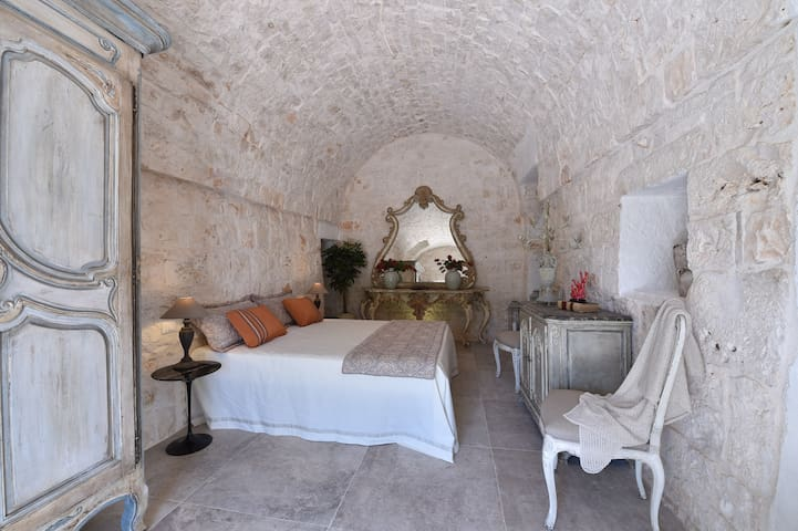 Luxury and charming antique Masseria in Ostuni - Ostuni - Villa
