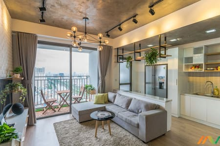 HANAN 3BRs apartment★Saigon Downtown★FREE GYM&Pool
