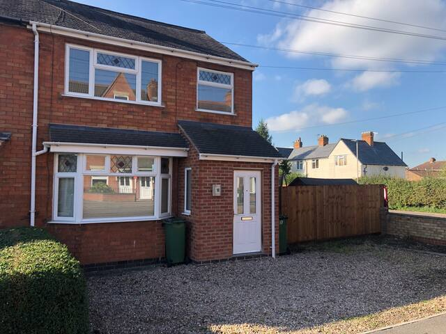 3 Bed Semi- Detached House Enderby Leicester