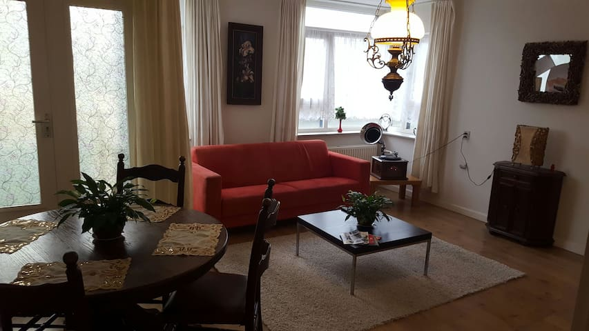 Big and old fashion apartment - Amsterdam-Zuidoost - Appartement
