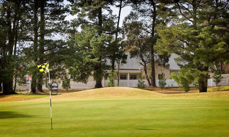 Stableford House on the Golf Course