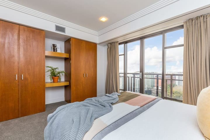 1 Bedroom Apartment and Free Parking - Auckland