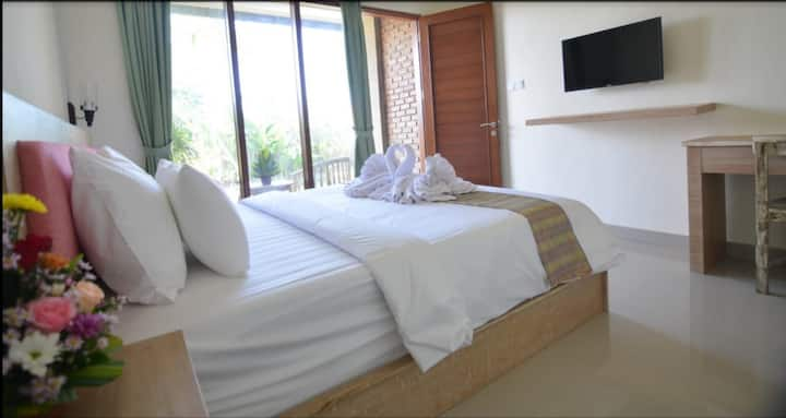 1 bed room Private boutique resort