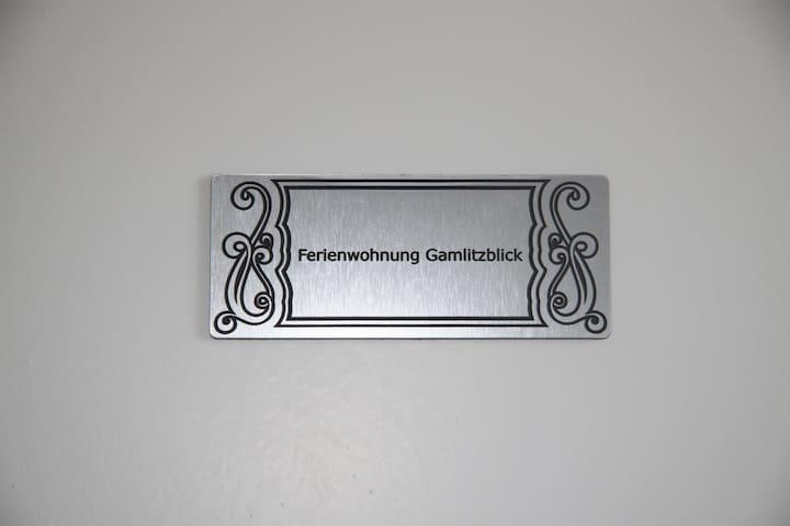 """Ferienwohnung """"Gamlitzblick"""" im sonnigen Gamlitz"""
