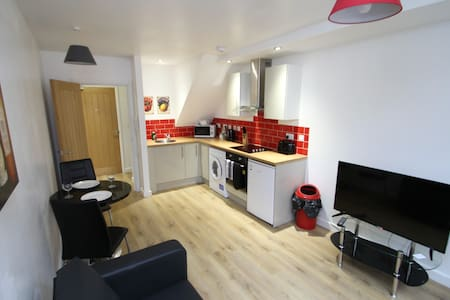 The 2nd Hyde Apartment - Leicester - Wohnung