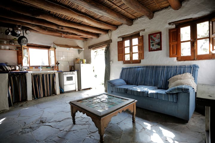 Eco-cottage on beautiful organic farm.Alpujarras - Órgiva - House