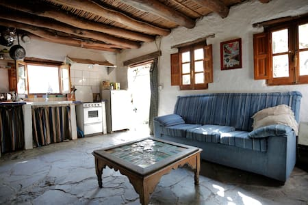 Eco-cottage on beautiful organic farm.Alpujarras - Órgiva - Dom