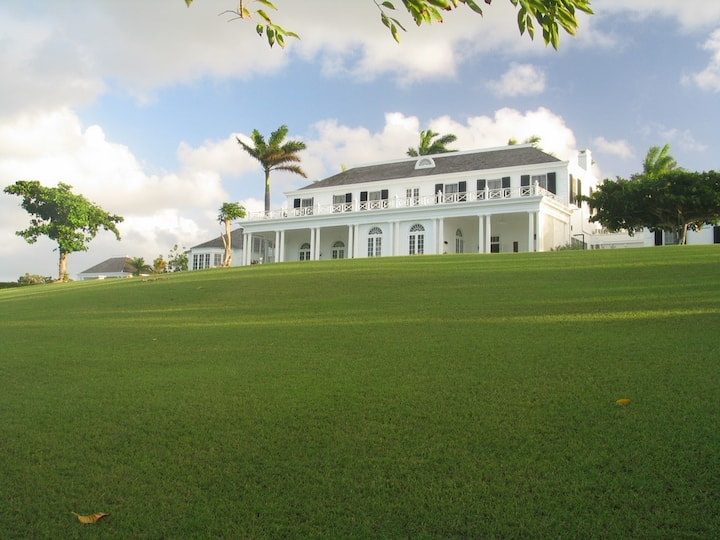 The Columns, a modern day JAMAICAN GREAT HOUSE!