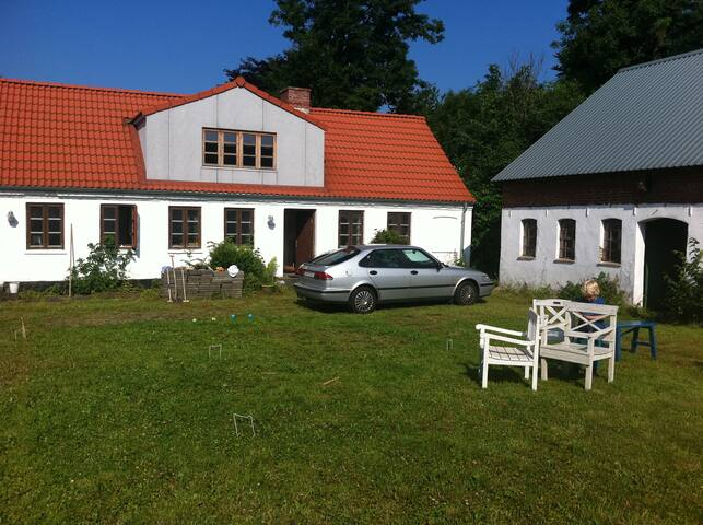 Feriehus på landet - Aars - House