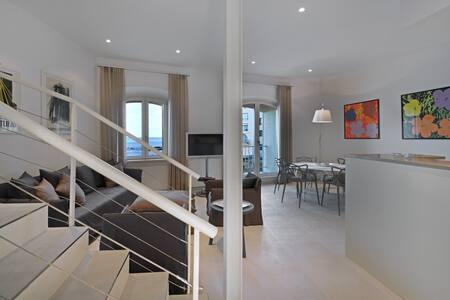 Ficherman's house in the heart of Saint-Tropez - Lägenhet