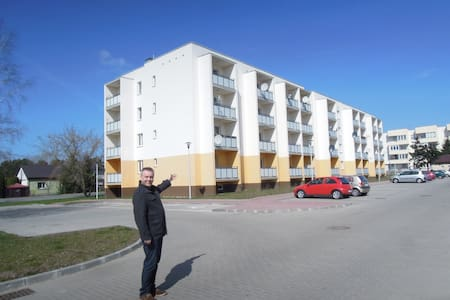Marey House/Airport Warsaw Modlin/Airport Chopin - Legionowo - Huis