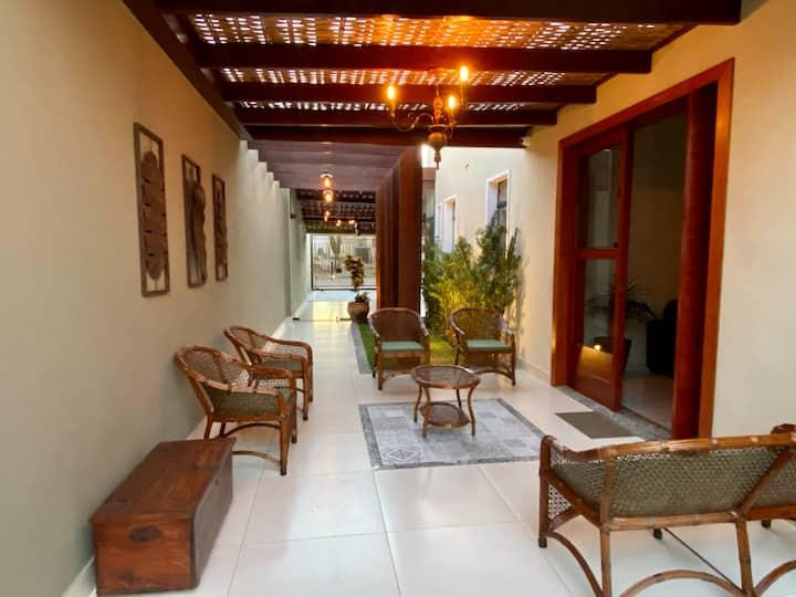 Casa Villa Verde, venha conhecer e se encantar !!