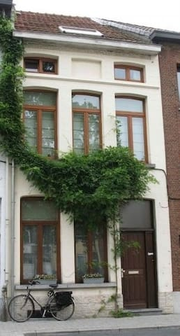 cosy house with garden in Mechelen - Mechelen - House