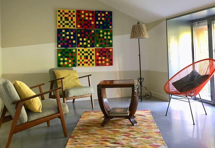 Appartement- Loft au coeur de la ville