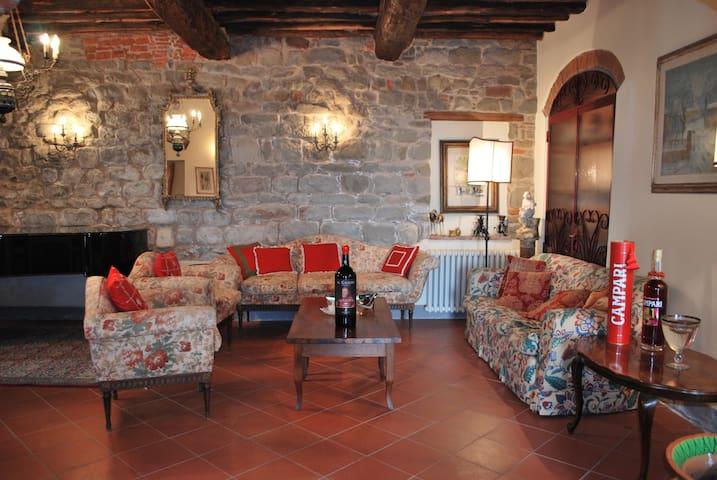 La Villa - Figline Valdarno - Casa