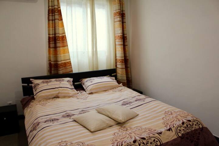 Guest House de Treichville - chambre 2