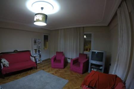 Room in Central,Nearby Seaside&Historical Elevator - Konak