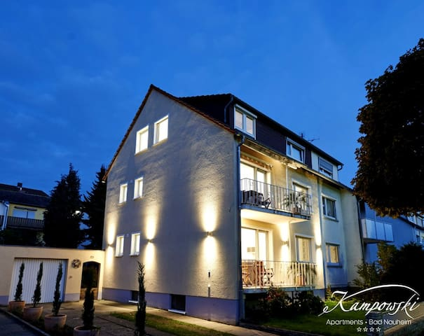 Kampowski Apartments - Deluxe - Bad Nauheim - Departamento