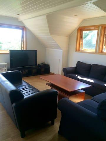 Leilighet med 2 soverom nær sjøen - Sandefjord - Pis