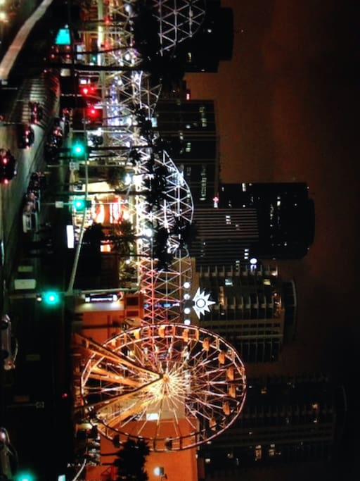 Downtown Long Beach is less than 10m