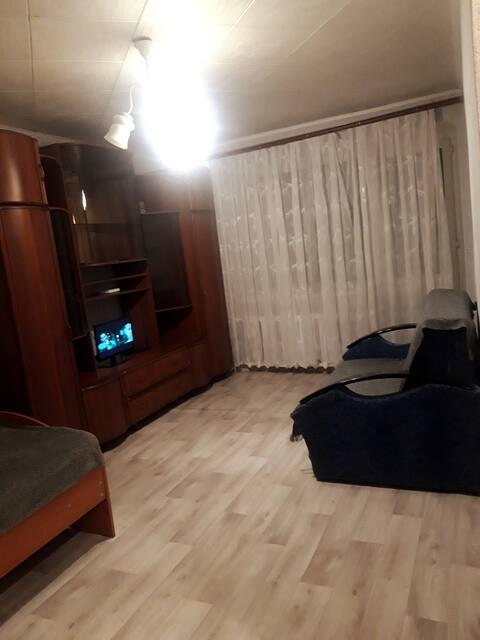 Тихая уютная квартира у парка