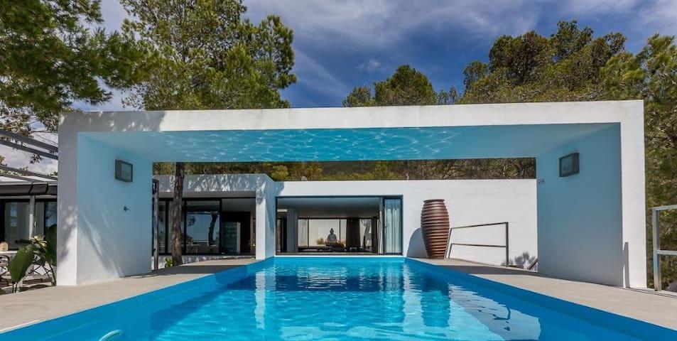 Ultra Modern Villa with Seaview - Sant Josep de sa Talaia - Villa
