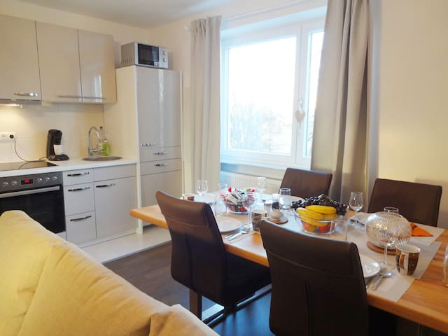 Wunderschönes 3 Zimmer Appartement nähe Stadtmitte - Augsburg - Pis