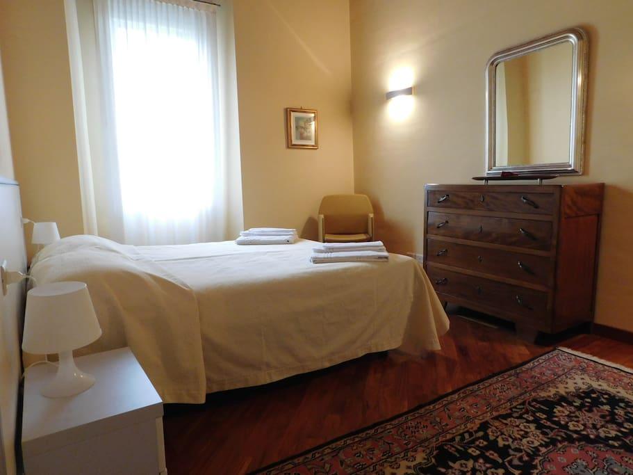 Camera da letto principale / Main bedroom