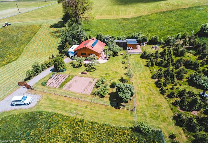 Nature Holiday Home in Upper Styria.