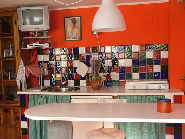 Apartamento 2-3 personas en Posada - Los Villares - Appartement