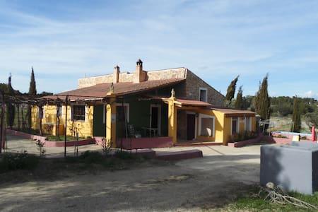 Masia rural Cantrobella - Cretas - Hus