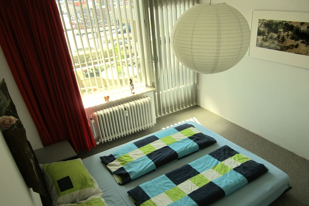2 person room with balcony