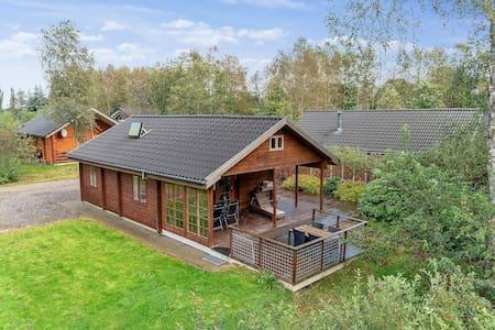 Nice Cottage at Skjern Aa