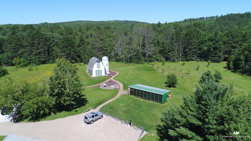 The Green Gate Barn Home