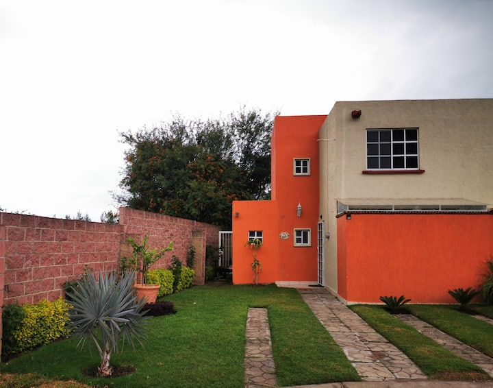 La casa de los abuelos (Chapala)