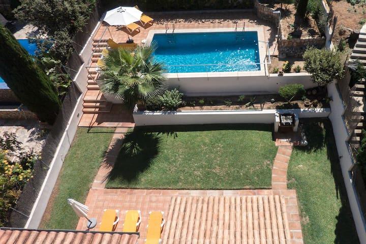 Villa mit besonderem Charme in einer einzigartigen