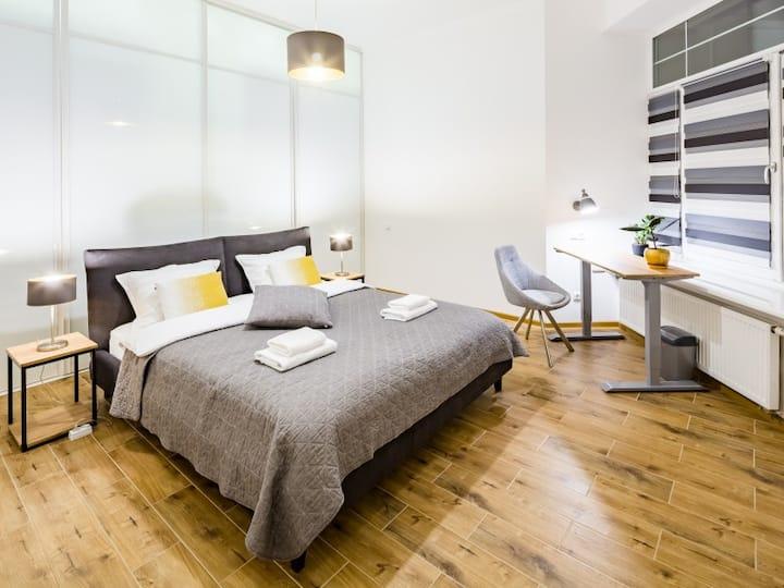 New De Luxe 2 Bedroom In Lviv Historic Centre