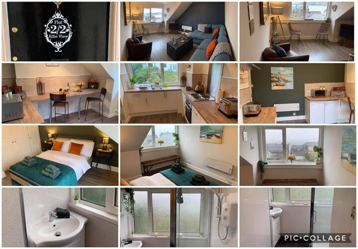 Alfie view , modern luxury flat  in Kirn , Dunoon