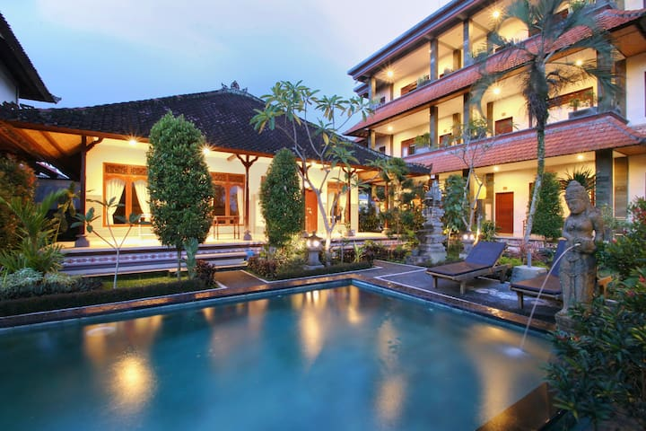 Affordable Room in Heart of Ubud - RENA HOUSE