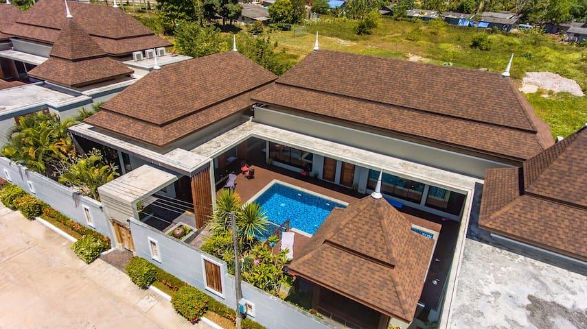 Narintara 4 Bedroom Pool Villa (V6) - free tuk-tuk