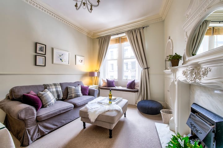 Deluxe Royal Mile City Centre Apartment