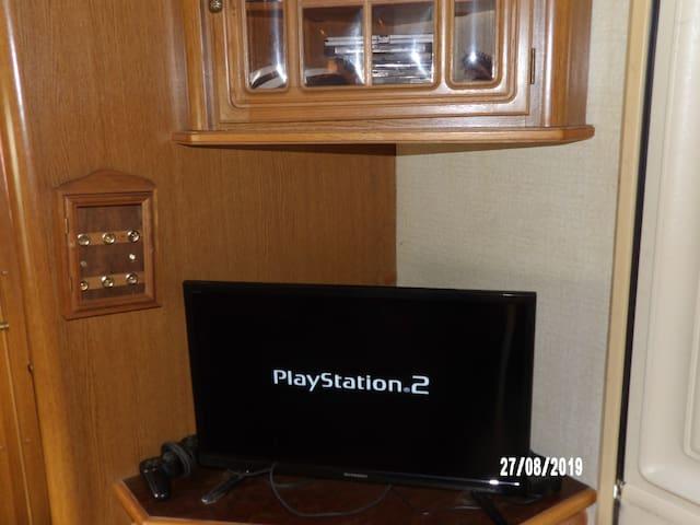 coin soirée TNT DVD PS2