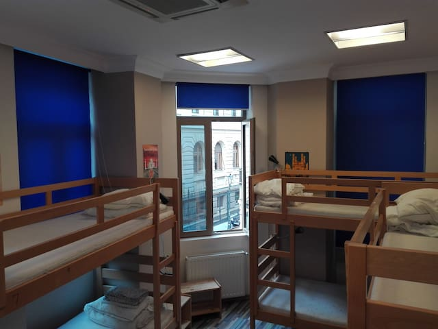 8 Bed Dorms in the Old Town!