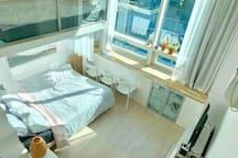 cozy house/ 明洞/ Myeong-dong/ 2mins metro/free wifi