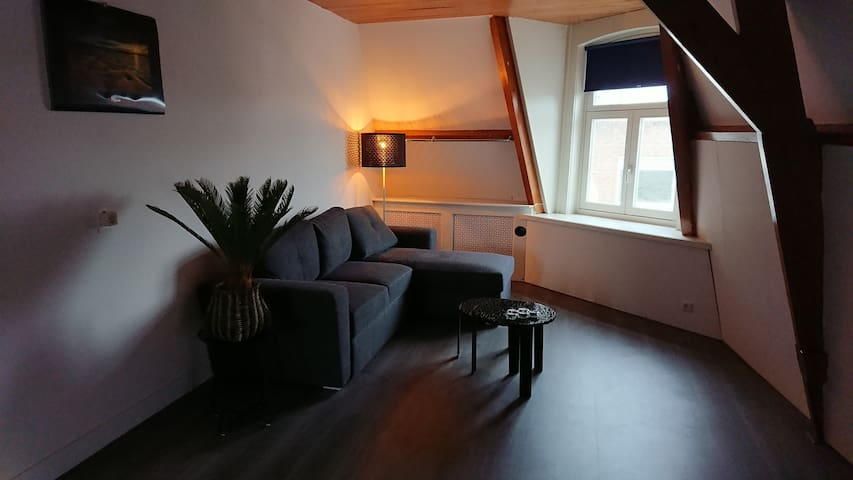 "Appartement ""Petit Paris"" in centrum Vlissingen"