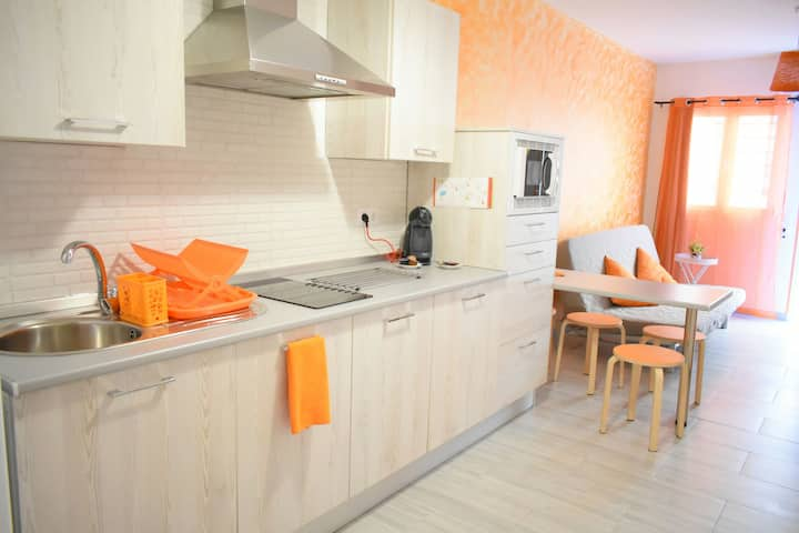 Brand new 2 bedroom apartment in city center